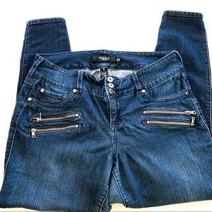 Torrid Denim Jeans Size 14R Skinny B207